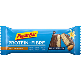 PowerBar PowerBar Protein Plus Fibre Bar Box 24 x 35g, Vanilla Almond